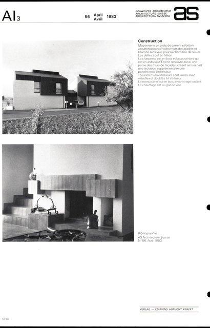 Groupe de villas, page 4