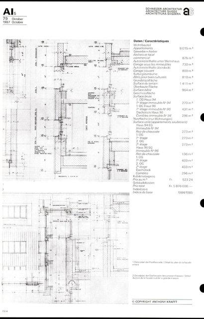 Deux immeubles d'habitation, page 6