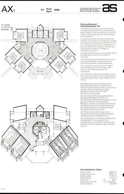 Ecole enfantine du Grand-Mont, page 2