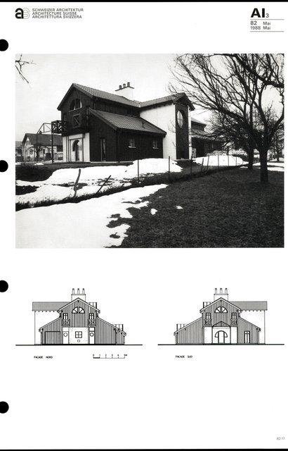 Maison avec cabinet médical, page 3