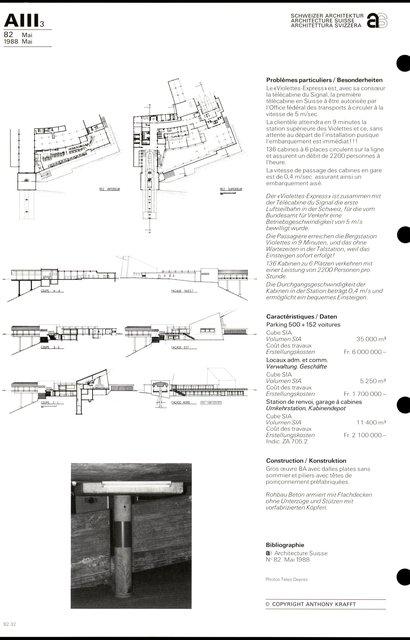 Téléphérique Violettes-Plaine Morte, page 2