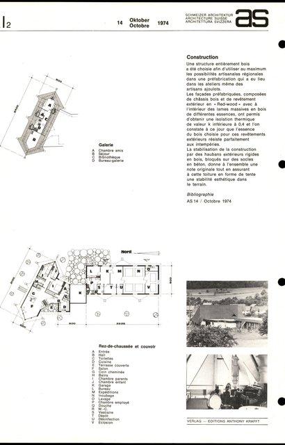 "Villa ""Tente House"", page 2"